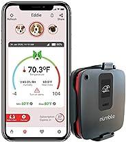 RV/Dog Safety Temperature & Humidity Sensor | 4G Verizon Cellular | Wireless Remote Pet Temp Monitor with