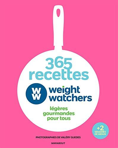 Immediately download the book PDF 365 recettes Weight Watchers légères  gourmandes pour tous ePub let us together the spirit of reading PDF 365  recettes