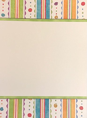 Amazon Imprintable Event And Party Invitations Fiesta Stripes