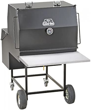 The Good One Marshall Generation III Smoker Grill