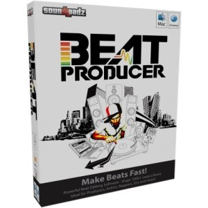 Channel BEATPRODR BEAT PRODUCER AMG LOOP EDITING VIRTUAL INSTRUMENT