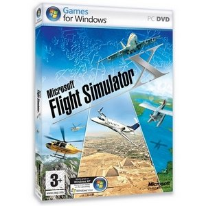 Microsoft Flight Simulator X Standard - Complete Product. FLIGHT SIMULATOR X STD WIN32 ENG NA DVD BOX DVD SIM-SW. Simulation Game - Standard Retail - DVD-ROM - PC - English