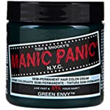 Manic Panic Classic Cream Semi-Permanent Vegan Hair Color - GREEN ENVY