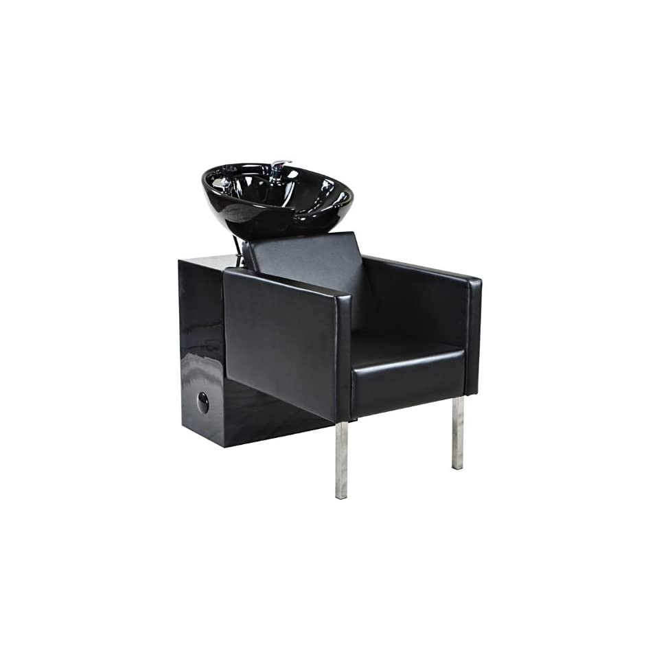 Doris Black Shampoo Backwash Unit