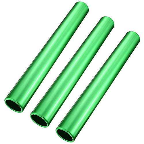 mcrosfdd 6PCS Relay Baton Non-Slip Creative Sports Baton Running Baton Sports Supplies