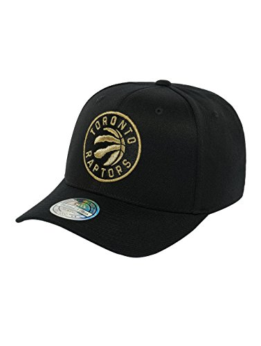 110 And Gorra Mujeres The Toronto Ness Raptors Golden Gorras Mitchell Black Snapback amp; 48vnqF