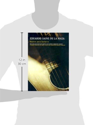 SAINZ DE LA MAZA  MUSIC FOR GUITAR