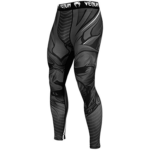 [해외]num Men 's Bloody Roar Spats MMA BJJ 그레이/Venum Men`s Bloody Roar Spats MMA BJJ Grey