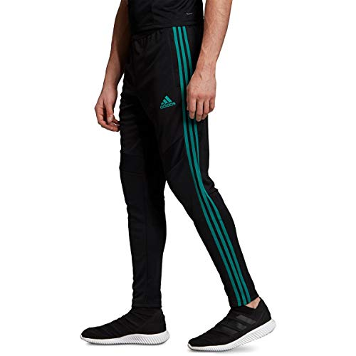 adidas Men's Standard Tiro 19 Pants, Black/Active