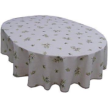 nappe ovale enduite. Black Bedroom Furniture Sets. Home Design Ideas