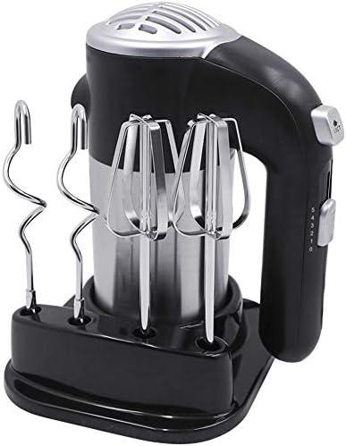 Hand Mixer 5-Gang Leicht Handheld Whisk für Küche Backen Kuchen Mini Eiercreme Food Beater 2 Teig Riegel Umrühren 2 Teig Teighaken