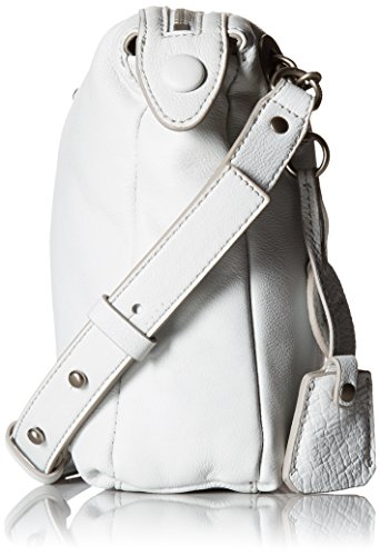 Crossbody Berlin Women's Leather Arielle White Liebeskind wAIpq77d