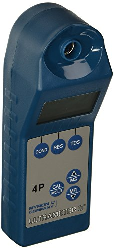 Accent Control Systems 4PII Myron L Ultrameter Conductivity Meter, TDS, 7.7