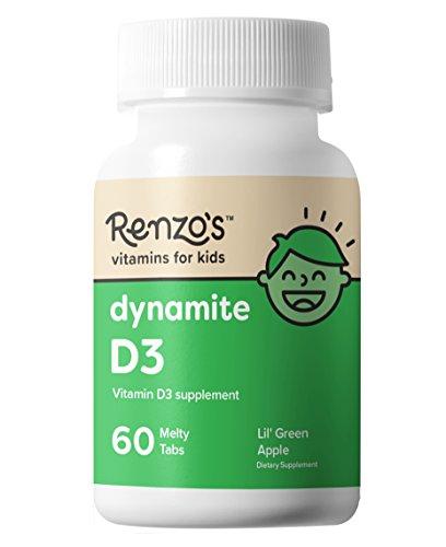 Renzo est de la Dynamite D3,