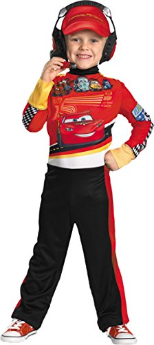 Cars Halloween Costume (Cars 2 Race Car Head Set)