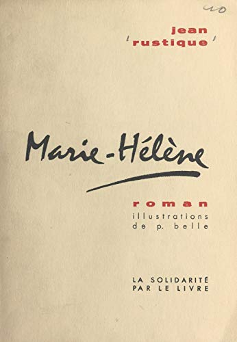 Marie Helene French Edition Kindle Edition By Jean