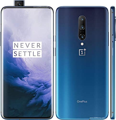 Amazon Com Oneplus 7 Pro Gm1915 256gb T Mobile Gsm Unlocked Nebula Blue Renewed