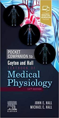 Pocket Companion to Guyton & Hall Textbook of Medical Physiology E-Book (Guyton Physiology), 14th Edition - Original PDF