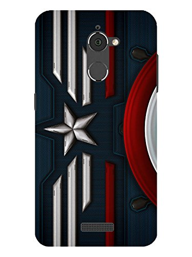 official photos b5ee8 9ba40 TREECASE Back Cover For Coolpad Note 5 Lite