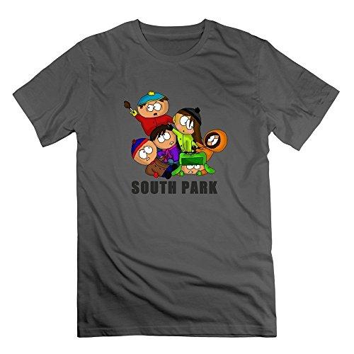 ZhaoHui Sale Guys South Park Shirt XXL (South Park Towelie)