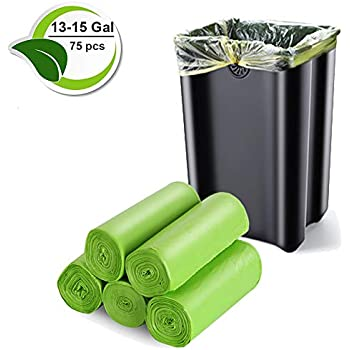 Amazon.com: Bolsas de basura biodegradables, bolsas de ...