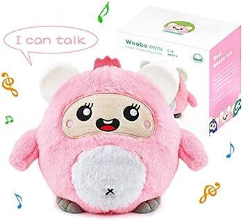 Woobo Plush Interactive Toy