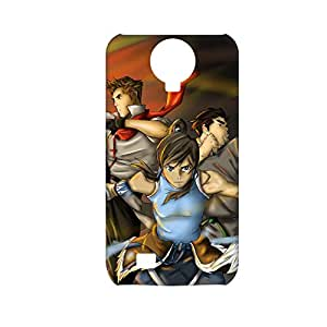Generic Art Back Phone Covers For Kids With The Legend Of Korra For Samsung Galaxy S4 Full Body Choose Design 1-1