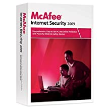 Mcafee Internet Security 2009 3-User [Old Version]