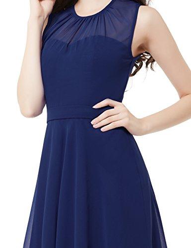 Ever-Pretty HE05253SB12 - Vestido para mujer azul marino