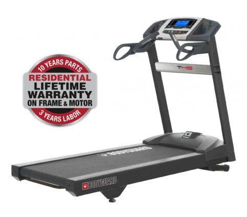 Bodyguard T45 Treadmill