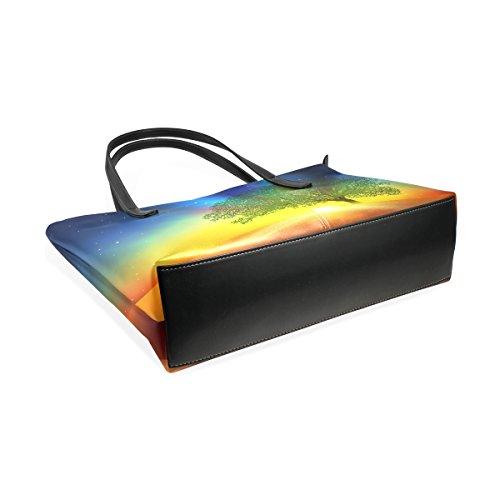 Multicolore Tizorax A La Donna Tracolla Borsa Per qttZFOr