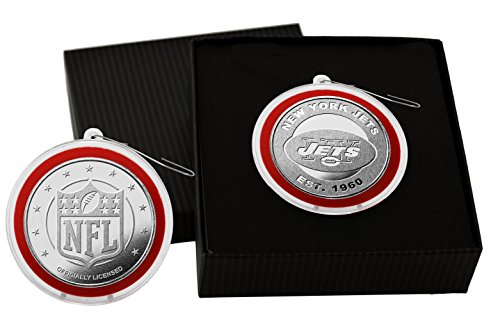 (NFL New York Jets Ornament Coin, 8