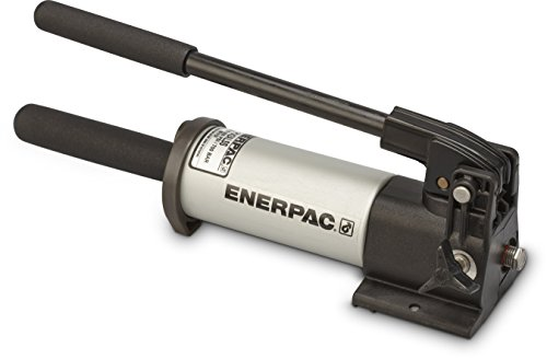 Enerpac P-142ALSS Stainless Steel Two-Speed Hand Pump by Enerpac