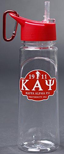 Kappa Alpha Psi Fraternity 24oz. Water Bottle -