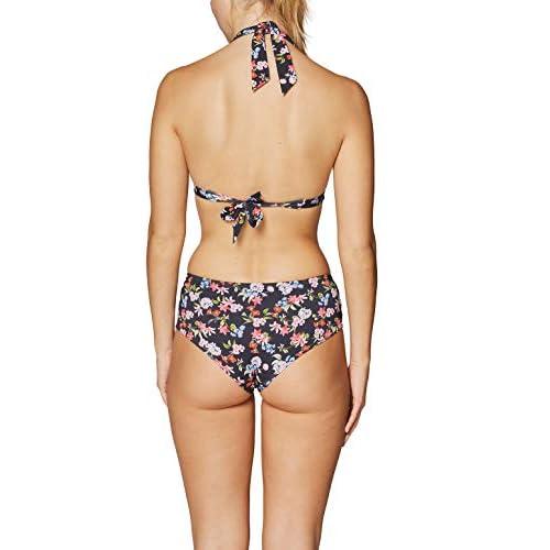 kostengünstig ESPRIT Damen Bradley Beach Sexy Hip Shorts Bikinihose Dark Grey wkg5DpUU