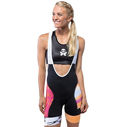 Betty Designs Cycle Bib Short (L, - Triathlon Wetsuits Sale On