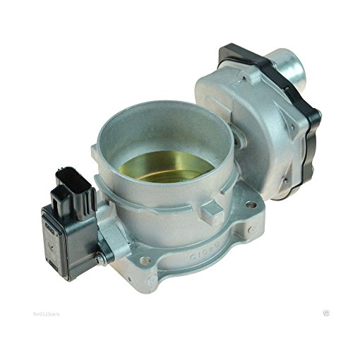 Throttle Body with TPS Sensor for Ford F-150 5.4L 2004-2010 8L3Z-9E926-C