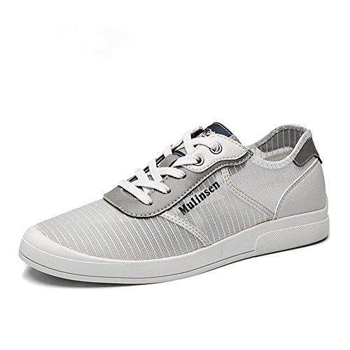 White and Shoes Spring Lightweight Shoes resisting Breathable Casual Wear Leisure summer Slippery Outdoor f4gd7gq