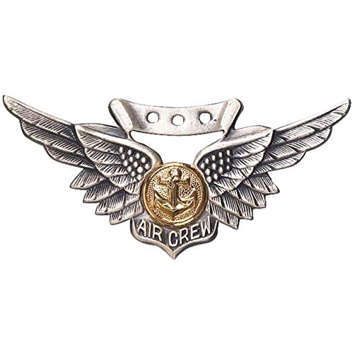 Medals of America Navy and Marine Combat Aircrew Badge Miniature