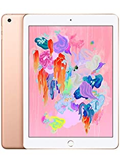 Apple iPad (Wi-Fi, 128GB) - Gold (Latest Model) (B07BTS6C2J) | Amazon price tracker / tracking, Amazon price history charts, Amazon price watches, Amazon price drop alerts