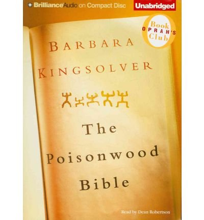 an analysis of poetry in the poisonwood bible by barbara kingsolver essay Home → sparknotes → literature study guides → poisonwood bible poisonwood bible barbara kingsolver table of contents  how to write literary analysis.