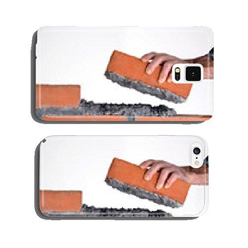 constructor-sujetando-un-ladrillo-construyendo-un-muro-cell-phone-cover-case-iphone5