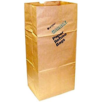 Amazon Com Lowes 30 Gallon Paper Lawn And Leaf Trash Bags