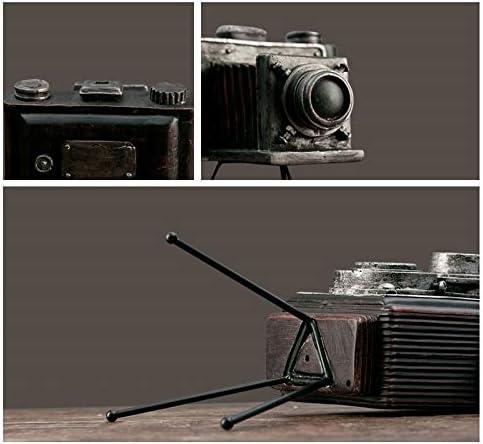 YXRZBH Decoración del Hogar Modelo De Cámara Retro Estudio Cafe ...