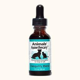 Animals Apawthecary Tranquility Blend 1 fl. oz by Animal Essentials