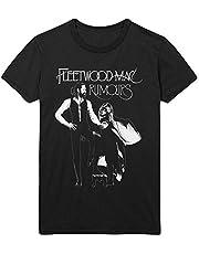 Fleetwood Mac 'Rykten' (svart) t-shirt