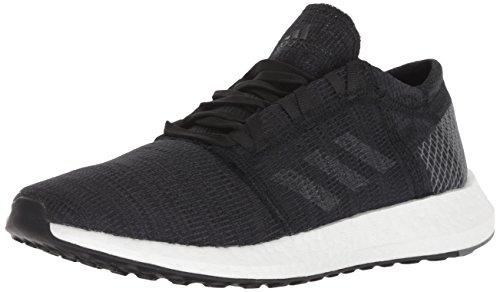 adidas Women's Pureboost Go Running Shoe, Black Grey, 10 M US