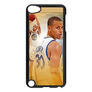 Custom Stephen Curry Basketball Series For Ipod Touch 4 Case Cover JNIPOD5-1159