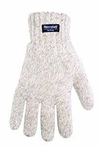 Custom Leathercraft 2096M Ragg Wool Gloves, Medium