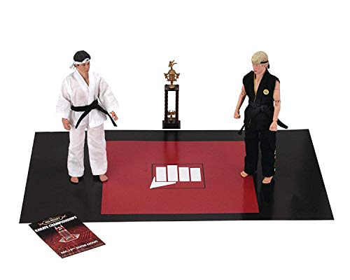 NECA The Karate Kid 1984: Clothed Action Figures Tournament 2 Pack from NECA